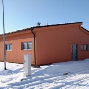Dřevostavba od firmy Bajulus. Rodinný dům pro šťastnou rodinu.